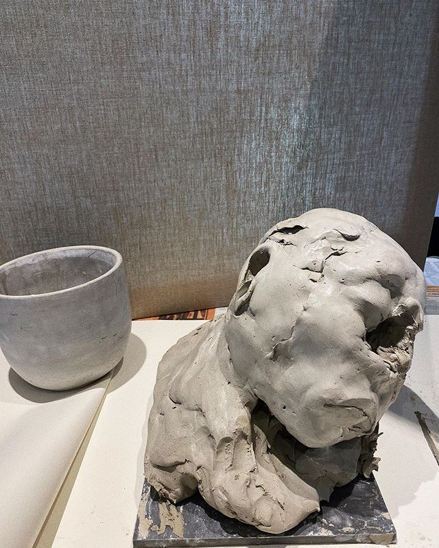 Prometheus  Uomo Di Argilla Clay