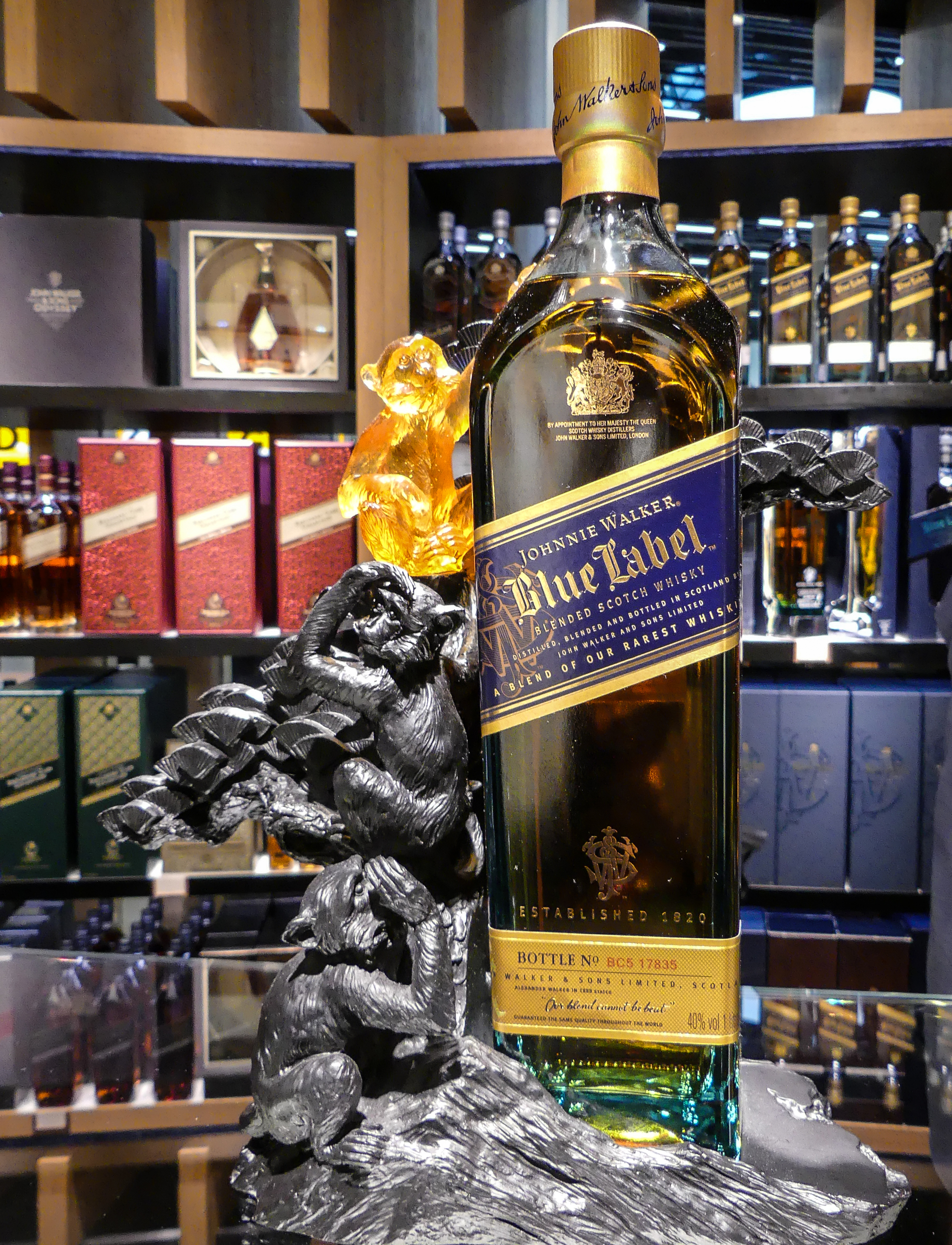 Opening Johnie Walker House Schiphol9.jpg