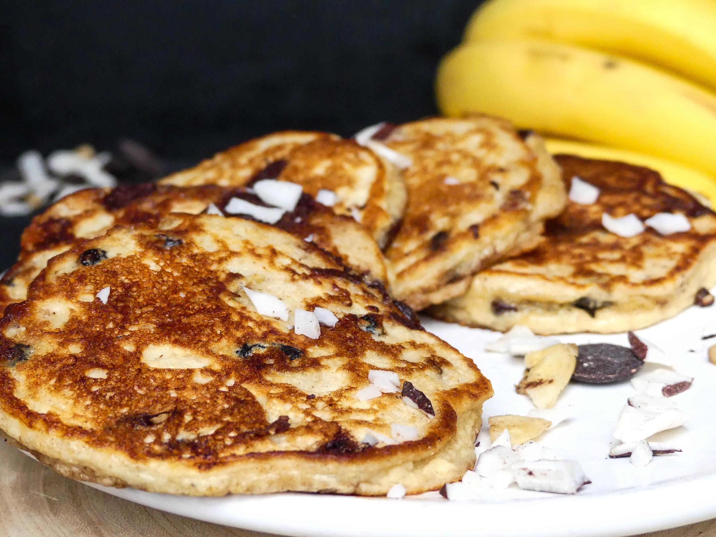 Choco Choco Banana Coconut Pancakes6.jpg