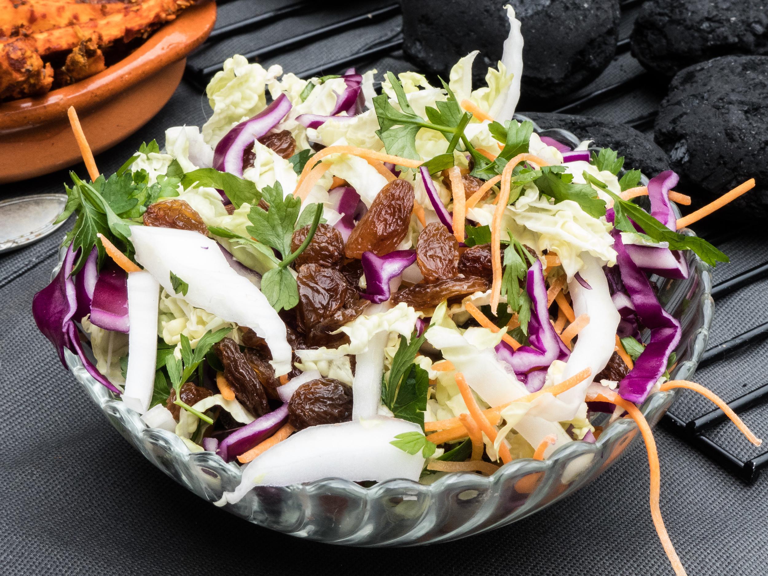 Entrecote, zoete aardappel friet en een salade35.jpg