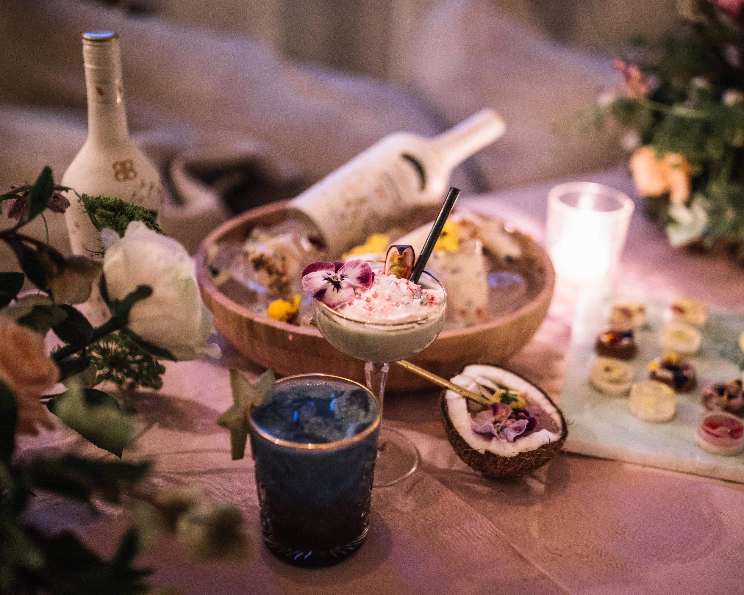 Cocktails made by @  ninouramsterdam