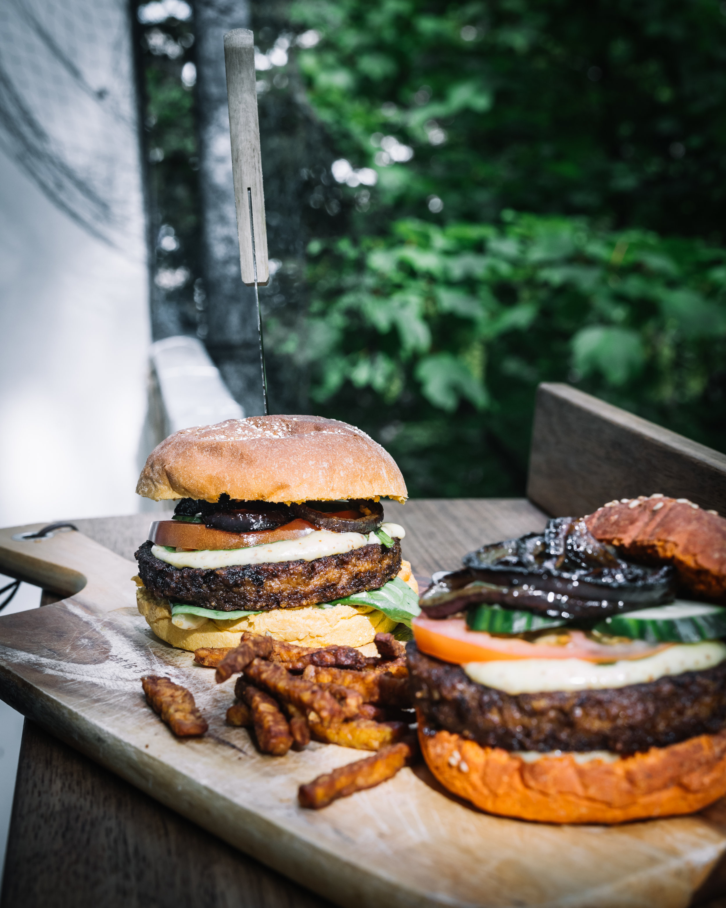Beyond Meat No Fairytale burgers - 201910.jpg