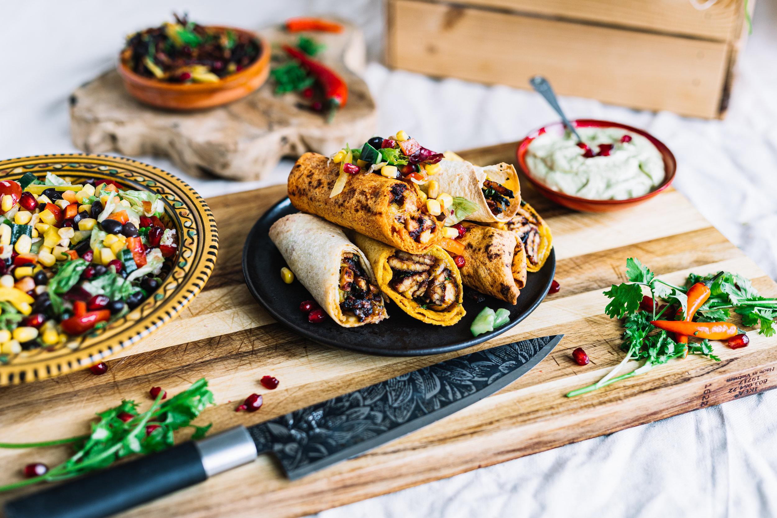 Sweet & spicy flautas met tempeh4.jpg