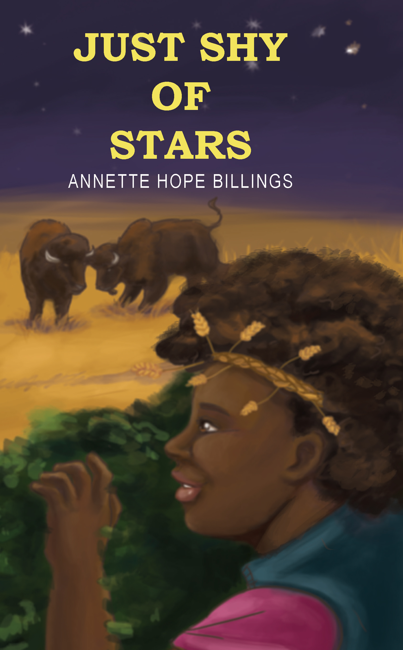 Annette Billings, Just Shy of Stars, front cover, 2-7-18.jpg
