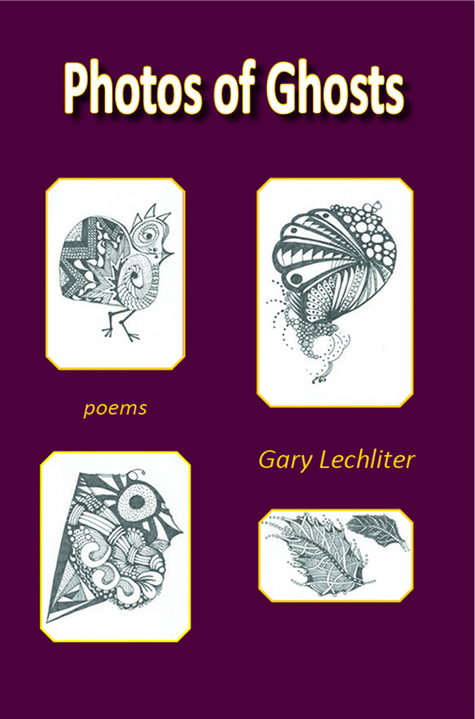 Gary lechliter, Photos of Ghosts front cover.jpg