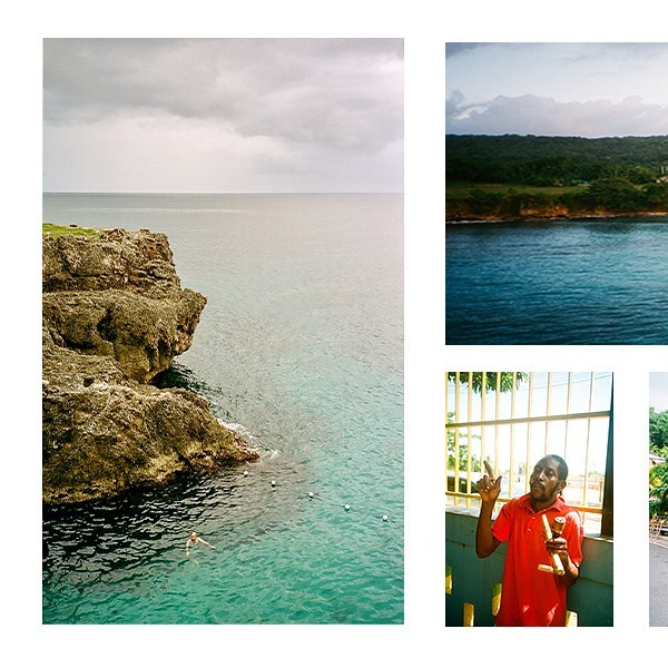Before we shift gears and enter the Fall season, I'd like to share some shots I took of my favorite island (Jamaica) earlier this summer.  Reach higher vibrations and check out my new Blog Post 🇯🇲. (link in my bio). #35mmfilm