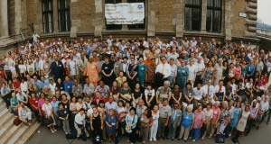 The IARF's 2002 World Congress in Budapest.