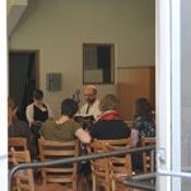 A Jewish Sabbath Service at Snapshots