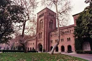 John Morehead's first contact with FRD was at an event held at the University of Southern California.