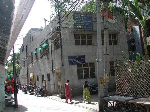 St. Stephen's Hospital's Community Health Centre, Delhi, India – Photo: wikimapia