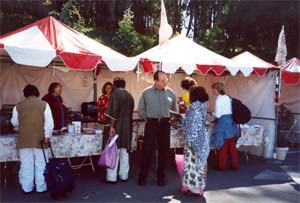 Having an interfaith fair or festival is a good way for people from individual traditions as well as interfaith groups to get acquainted.