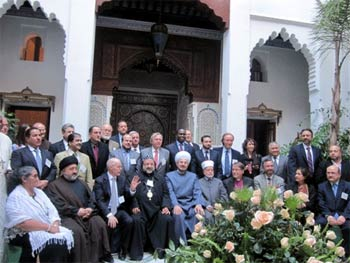 Faiths of the Middle East Unite for Religious Freedom