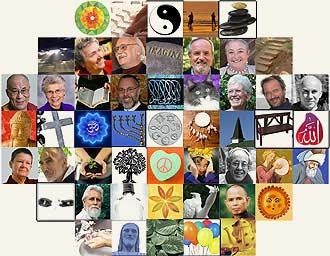 Some of Spirituality and Practice's teachers.