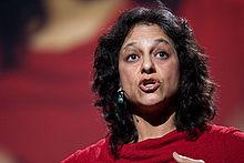 Nalini Nadkarni Photo: en.wikipedia