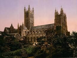 Canterbury Cathedral Photo: Wikipedia