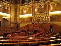 Hungarian Parliament Photo: Wikipedia