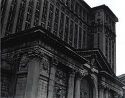 Michigan Central Station           Photo: Wikipedia