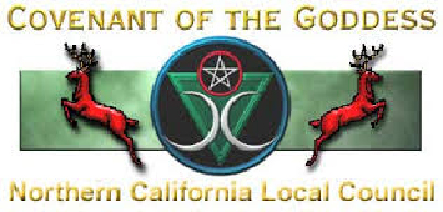 Don Frew is an Elder in the Covenant of the Goddess in Northern California.