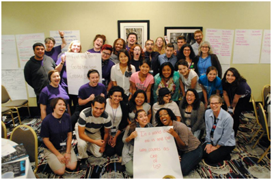 Some of the participants at this summer's Interfaith Leadership Institute in Chicago. – Photo: Facebook