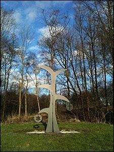 Multi Faith Tree, Burnley Arts Centre – Photo: Julie Miles