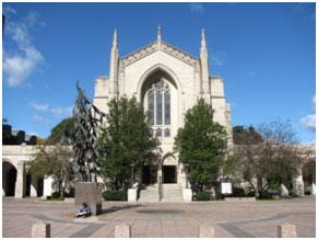 Boston University Marsh Chapel – Photo: Wikipedia