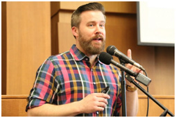 Daniel Sieberg – Photo: Religion Communicators Council