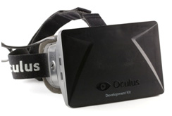 A 2013 developer version of Oculus Rift from Oculus VR, a company Facebook acquired in 2014 for $2 billion – Photo: Wikimedia Commons