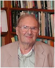 John Hick (1922-2002)      – Photo: Claremont Graduate University