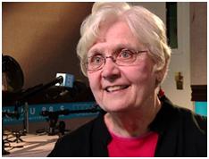 Maureen Fiedler – Photo: PBS