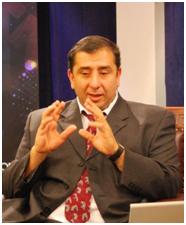 Dr. Mohammed Abu-Nimer – Photo: Rumiforum