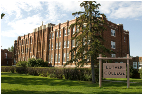 The Connect will be held at Luther College of the University of Regina. – Photo: Luther College