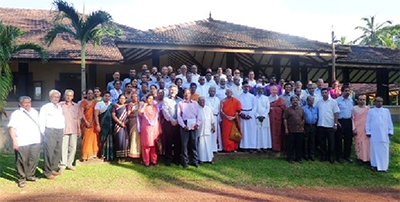 Intertextuality delegates and guests this year in Colombo, Sri Lanka