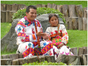 Indigenous participants at UMD 2012