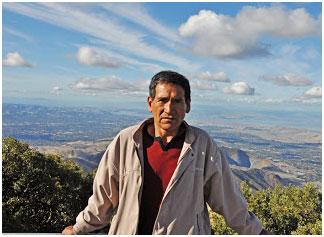 Alejandrino Quispe at home – Photo: COG
