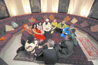 St. Ethelburga sponsors interfaith programs focused on peace and reconciliation. – Photo: stethelburgas.org