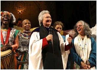 The Rev. Dr. Gwynne Guibord at a TGC event. – Photo: TGC