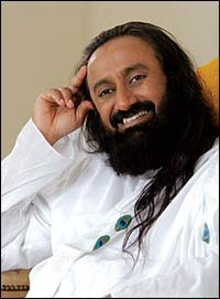 Sri Sri Ravi Shankar – Photo: Wikipedia