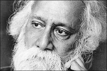 Rabindranath Tagore was the first Indian to receive the Nobel Prize for literature. – Photo: AP
