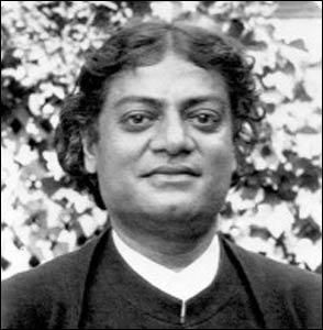 Swami Vivekananda in 1900 – Photo: sfvedanta.org