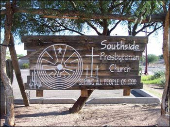 Southside Presbyterian Church, Tuscon, AZ – Photo: SPC