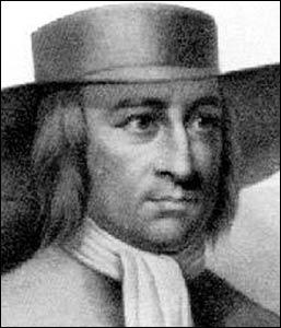 George Fox – Photo: Wikipedia