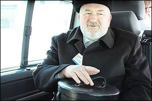 Grand Mufti Mustafa Cerić – Photo: Wikipedia