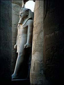 Luxor is better known for its ancient temples than for religious extremism. – Photo: Wikipedia