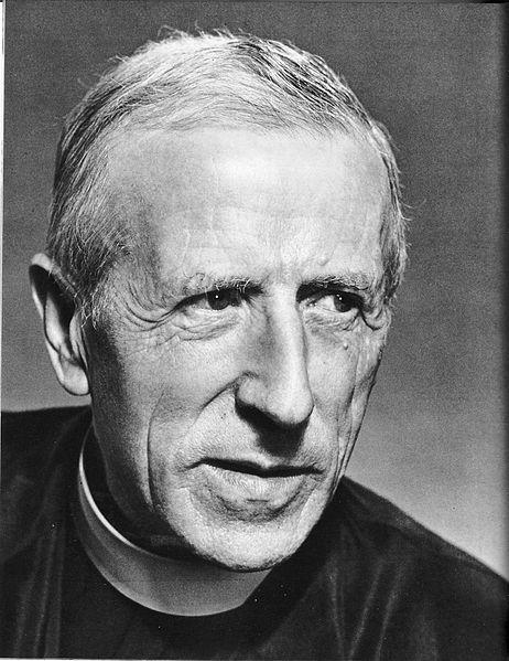 Pierre Teilhard de Chardin – Photo: Wikimedia Commons