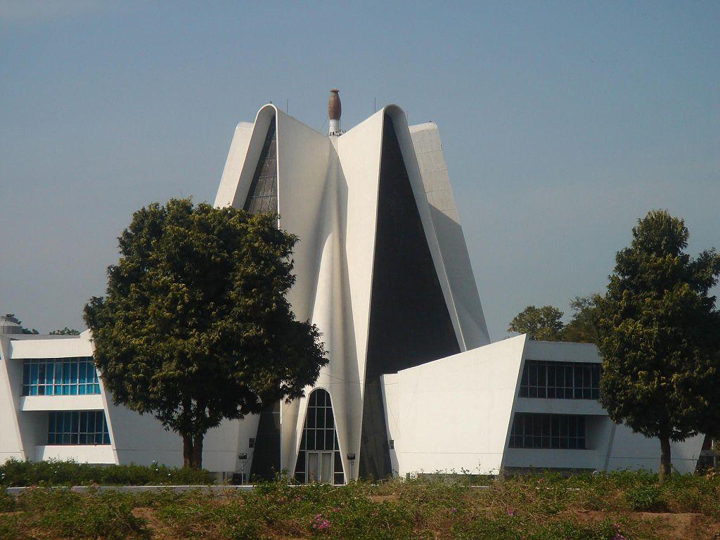The Guru Gobind Bhagwan Bahavan at Punjabi University – Photo:  Rohit Markande, Cc.3.0