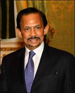 Sultan Hassanal Bolkiah – Photo: Wikipedia