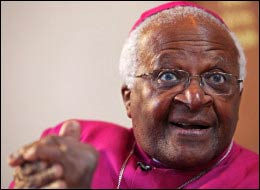 Archbishop Desmond Tutu – Photo: Huffington Post