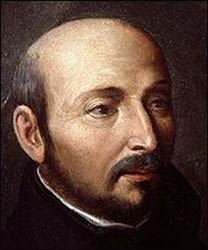 Ignatius of Loyola, founder of the Society of Jesus, the Jesuit order – Photo: Wikipedia