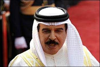 King Hamad bin Isa Al Khalifah of Bahrain has recently agreed to donate land for the construction of a Catholic church. – Photo: EPA