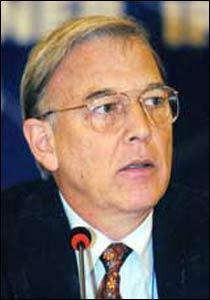 Dr. Daniel Gómez-Ibáňez – Photo: Peace Council